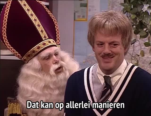 Watch and share Hans Teeuwen GIFs and Sinterklaas GIFs by MikeyMo on Gfycat