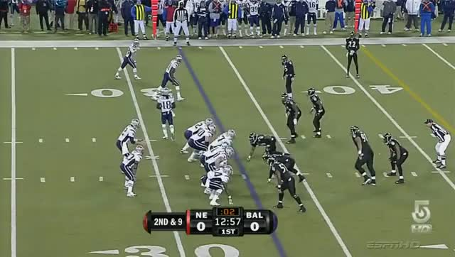 Watch and share 2007 Patriots @ Ravens GIFs on Gfycat