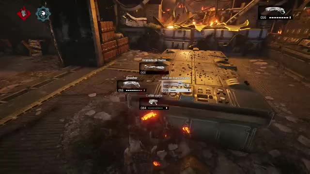 Watch and share Gearsofwar4 GIFs and Bouncegait GIFs by Gamer DVR on Gfycat