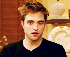 Watch and share Robert Pattinson GIFs on Gfycat