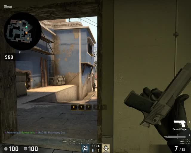 Watch ez GIF by Overwolf (@overwolf) on Gfycat. Discover more CSGO, Cache, Gaming, Headshot, Overwolf, Win GIFs on Gfycat