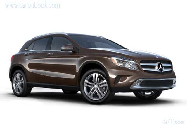 Watch and share Mercedes Gla GIFs on Gfycat