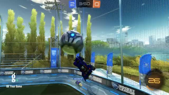Watch Goal 3: Miko GIF by Gif Your Game (@gifyourgame) on Gfycat. Discover more Gif Your Game, GifYourGame, Miko, Rocket League, RocketLeague GIFs on Gfycat