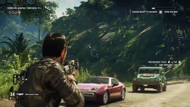 Watch and share Justcause4 GIFs and Xbox Dvr GIFs by Gamer DVR on Gfycat