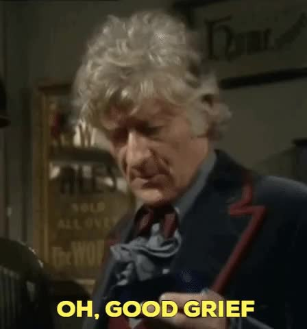 Watch and share Doctor Who GIFs and Omg GIFs by ninjyte on Gfycat