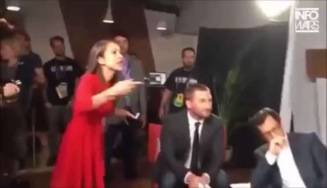 Watch YOUNG TURKS ANA KASPARIAN BUSTED FAT SHAMING ALEX JONES ... FULL COMPLETE VIDEO GIF on Gfycat. Discover more related GIFs on Gfycat