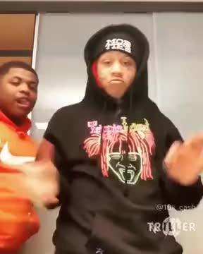 Trippie Redd Happy Tekashi 69 Got LOCKED UP | Releases videos dancing after news broke of 69 Arrest