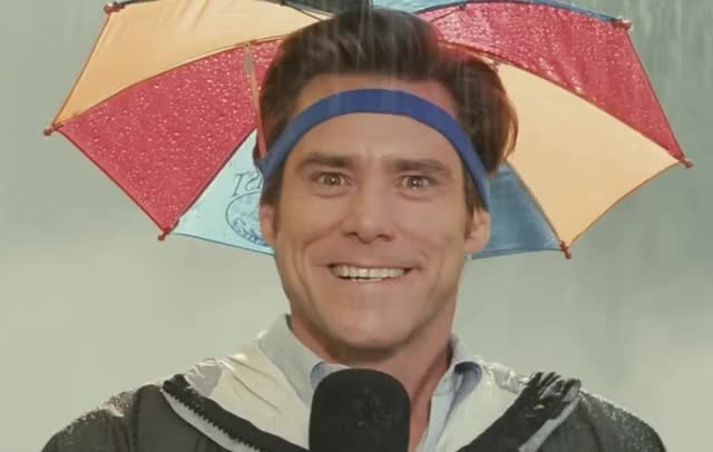 Watch and share Bruce's Breakdown - Bruce Almighty (3/9) Movie CLIP (2003) HD GIFs by Reactions on Gfycat