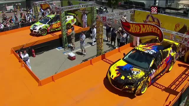 Watch and share X Games Los Angeles GIFs and Team Hot Wheels GIFs by Hanna on Gfycat