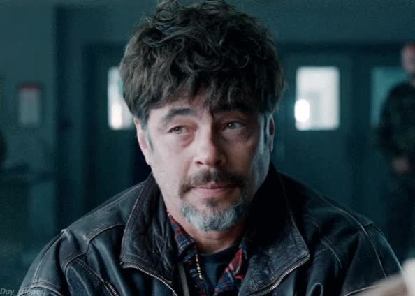 Watch and share Benicio Del Toro GIFs and Celebs GIFs on Gfycat