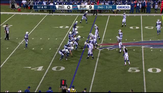 Watch and share Washington Swipe/pull Colts GIFs by Cover 1 on Gfycat
