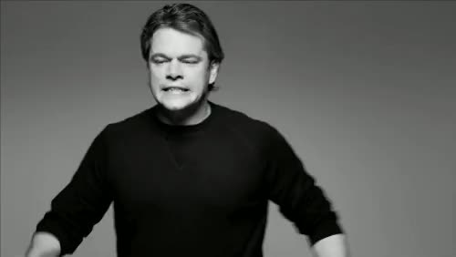 matt damon, Jason Bourne Poster : movies GIFs