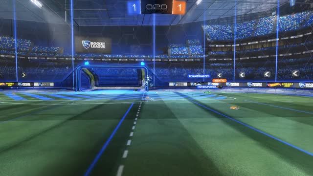 Watch and share When Dropshot Helps You Score In Standard GIFs by stylishpillow on Gfycat