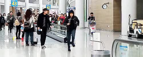 Watch and share Airport GIFs on Gfycat