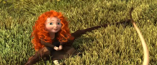 Watch and share Merida From Brave 1920p GIFs by acehead619 on Gfycat