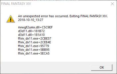 FFXIV-Error GIFs