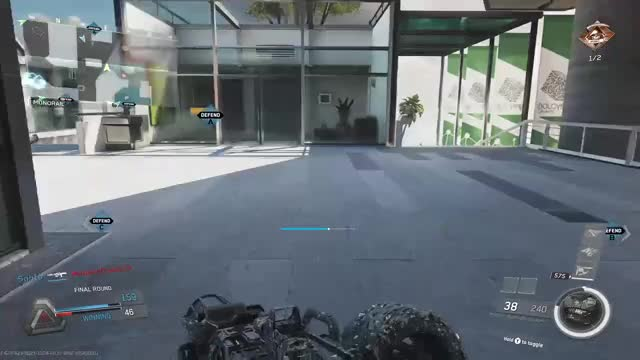 Watch 200 IQ Teammate GIF by Xbox DVR (@xboxdvr) on Gfycat. Discover more Breezy Korean, CallofDutyInfiniteWarfare, xbox, xbox dvr, xbox one GIFs on Gfycat