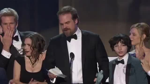 Watch and share David Harbour GIFs and Winona Ryder GIFs by fritocloud on Gfycat