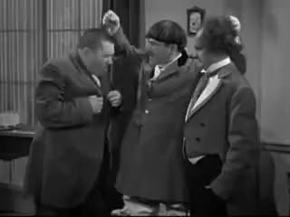 Watch and share Three Stooges GIFs and Funny GIFs on Gfycat