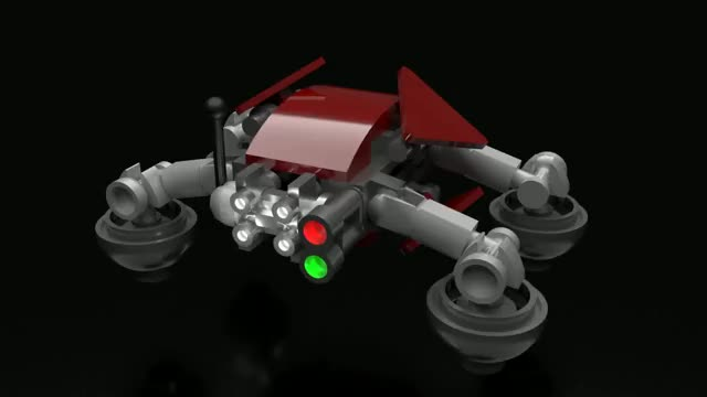 Watch and share CIR Exploration Drone Animation Test GIFs on Gfycat