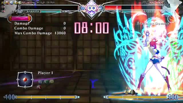 Watch and share BLAZBLUE CENTRALFICTION 21 02 2019 23 22 56 GIFs on Gfycat