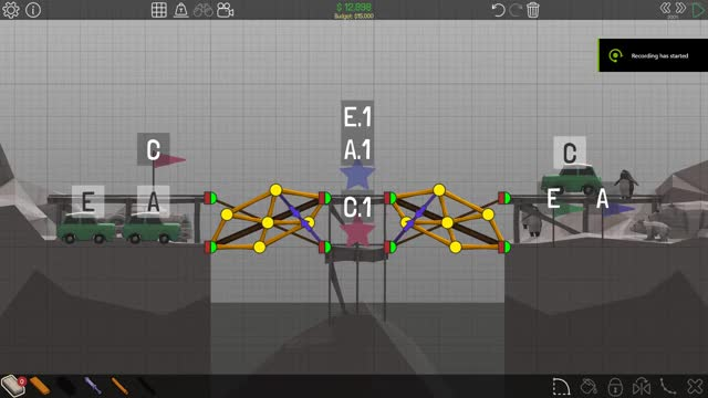 Watch and share Poly Bridge GIFs and Spazit GIFs by spazit on Gfycat
