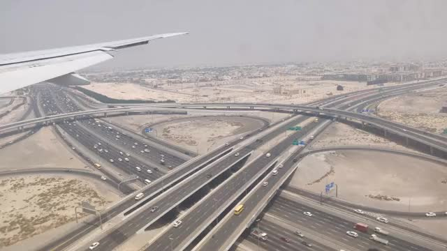 Watch and share Dubai Landing GIFs on Gfycat