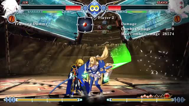 Watch and share BlazBlue Central Fiction 20171028234644 GIFs on Gfycat