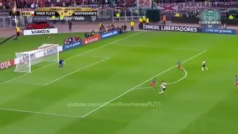 Watch and share Borré Goal Vs Independiente 18-19 GIFs by FIFPRO Stats on Gfycat