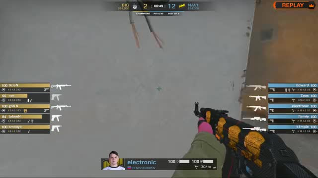 Watch and share Faceit Tv GIFs on Gfycat