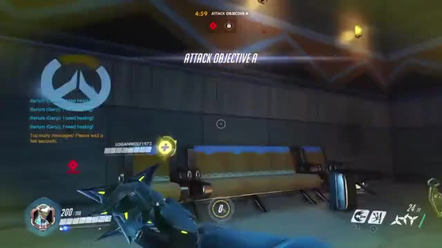Watch riv - #PS4share GIF on Gfycat. Discover more overwatch GIFs on Gfycat