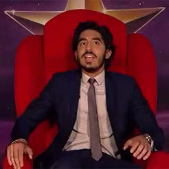 Watch and share Dev Patel GIFs on Gfycat