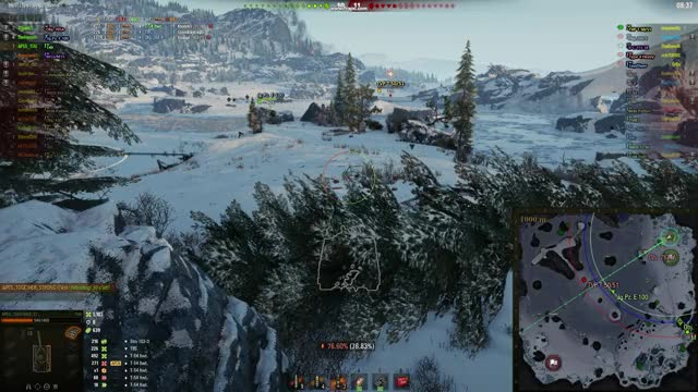 Watch and share WorldOfTanks 2018-03-27 17-54-23-75 GIFs by chewynugget on Gfycat