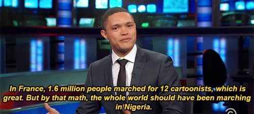 Watch this trending GIF on Gfycat. Discover more trevor noah GIFs on Gfycat