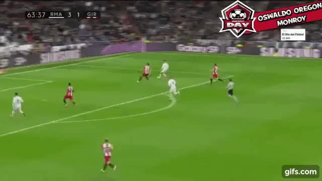 Watch and share Girona GIFs and Soccer GIFs on Gfycat