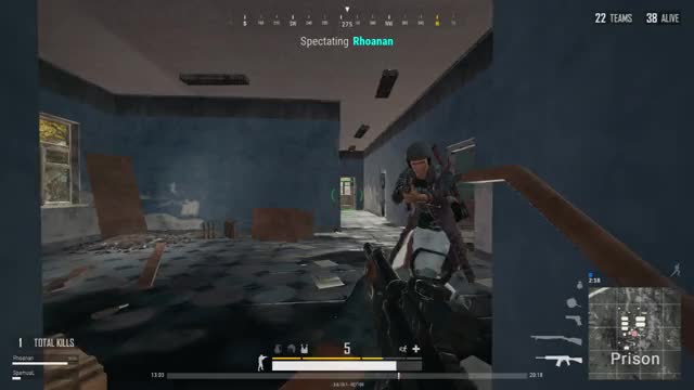 Watch goofin off GIF by bongripper69 (@rhoanan) on Gfycat. Discover more PLAYERUNKNOWN'S BATTLEGROUNDS, lul, owned, pubg, s12k, shotgun, skill GIFs on Gfycat