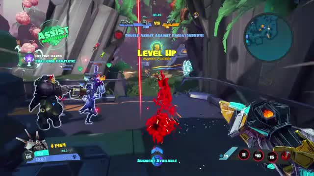 Watch and share Battleborn GIFs and Foolish GIFs by Old Man Cranky on Gfycat