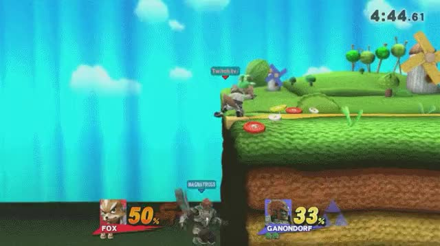 Watch Fox Fair Drop GIF on Gfycat. Discover more smashbros GIFs on Gfycat