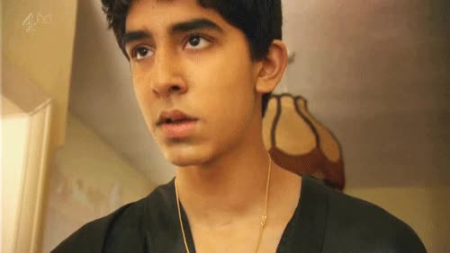 Watch this trending GIF on Gfycat. Discover more dev patel GIFs on Gfycat