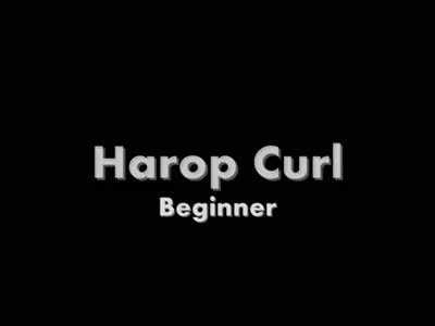 Watch and share Harop Curl Beginner GIFs by floreiomovement on Gfycat