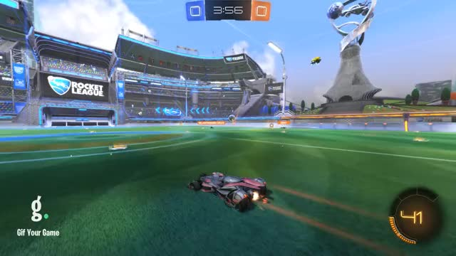 Goal 1: ›Gosu‹ Bl4ckGhost