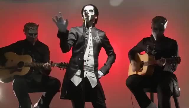 Watch and share Ghost - If You Have Ghosts (Acoustic) GIFs on Gfycat
