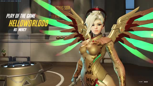 Watch and share Overwatch GIFs by helloworld00 on Gfycat
