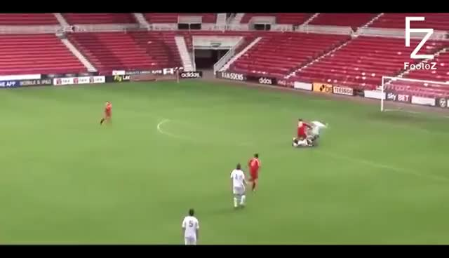 Watch and share Comedy Football 2016 ● Bizzare, Epic Fails, Funny Skills, Bloopers GIFs on Gfycat