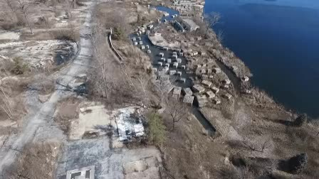Watch and share Geauga Lake Drone GIFs by athertonkd on Gfycat