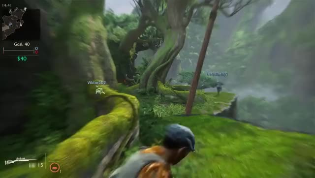 Watch Rope Swing Headshot GIF on Gfycat. Discover more gaming GIFs on Gfycat