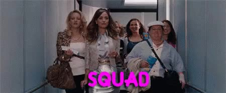 Watch Squad GIF on Gfycat. Discover more related GIFs on Gfycat