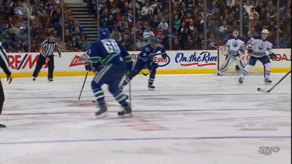 Watch and share Canucks GIFs and Hockey GIFs by abirdofparadise on Gfycat