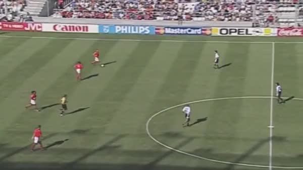 Watch and share Dennis Bergkamp Vs Argentina 1998 GIFs on Gfycat