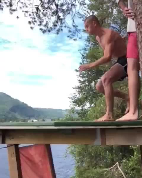 Watch and share Cliff Jumping GIFs and Cliff Diving GIFs by Newschoolers on Gfycat